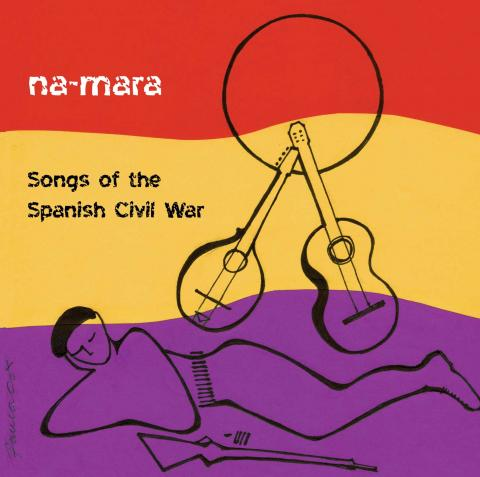 Songs of the Spanish Civil War cover